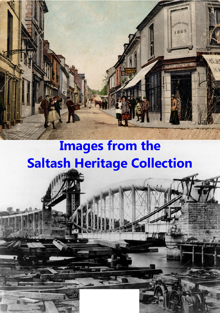 Saltash Heritage Collection DVD