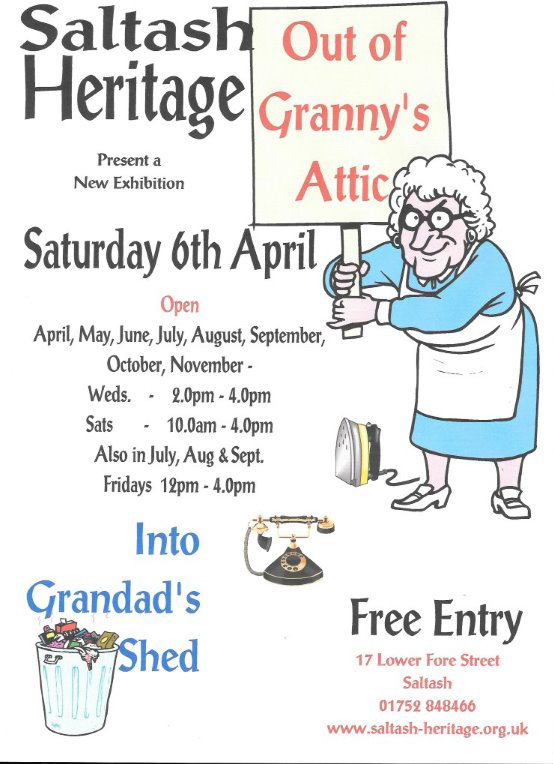 Out Of Granny's Attic poster